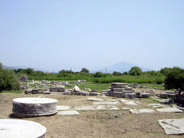 HERAION ARCHAEOLOGICAL SITE -