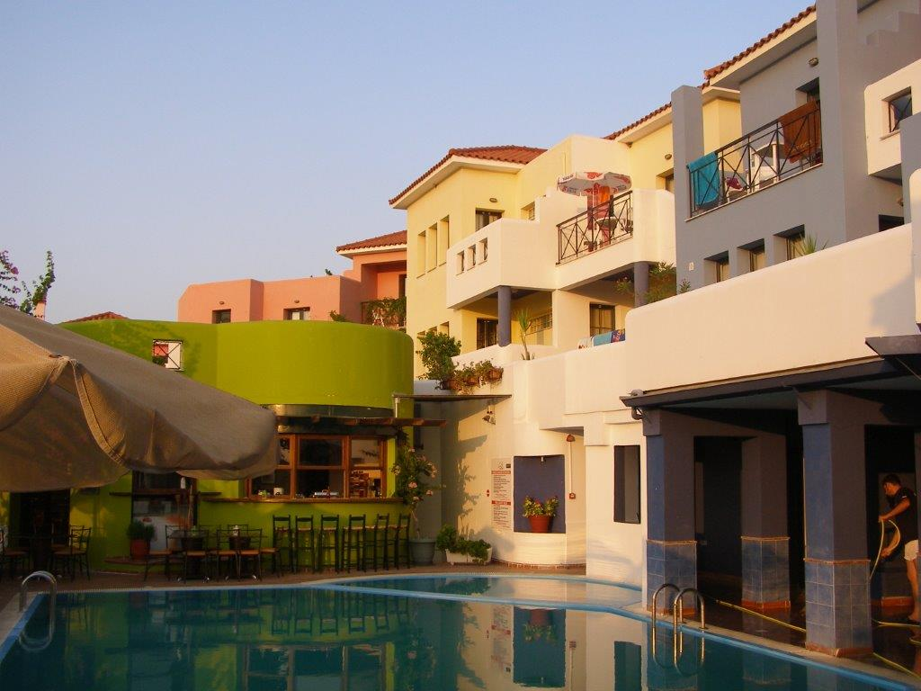 ANASTASIA VILLAGE HOTEL APARTMENTS IN  PYTHAGORION