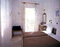 HERA II HOTEL, PHOTO OF THE DOUBLE ROOM, PYTHAGORIO SAMOS