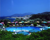 ARION HOTEL IN  KOKKARI SAMOS
