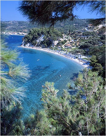 KOKKARI Picture of Lemonakia Beach CLICK TO ENLARGE